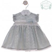 Vestido bebé Puzzle 0328 MARTA Y PAULA