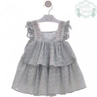 Vestido infantil Puzzle 0504 MARTA Y PAULA