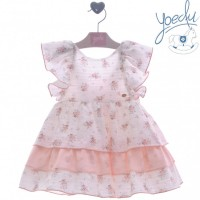 Vestido infantil Mimosa 0509 YOEDU
