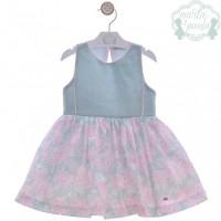 Vestido infantil Diana 0511 MARTA Y PAULA