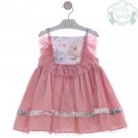 Vestido infantil Rayuela 0519 MARTA Y PAULA