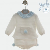 Conjunto baby Olimpia 1012 YOEDU