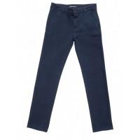 Pantalón chino azul marino básico 4777 SPAGNOLO