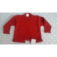 chaqueta larga roja Granlei ref 1122