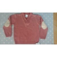 jersey niño rosa empolvado granlei