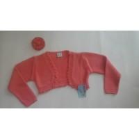 chaqueta de hilo coral GRANLEI  ref 479