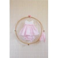 Vestido braguita y capota bebé 2000 DOLCE PETIT