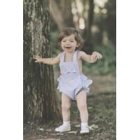 Ranita bebé celeste DOLCE PETIT 2117