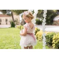 Conjunto blusa y falda infantil niña 2200 DOLCE PETIT