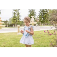 Vestido infantil niña 2226 DOLCE PETIT