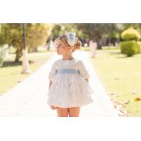 Vestido infantil niña 2238 DOLCE PETIT