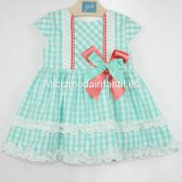 vestido infantil yoedu familia ANASTASIA ref0515