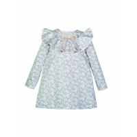 Vestido flores 4398 EVE CHILDREN