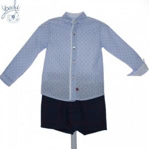traje infantil niño YOEDU art 5020 familia LONDON