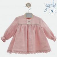 Vestido bebé Micenas 5108 YOEDU