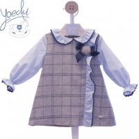 Vestido bebé Dora 5122 YOEDU