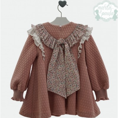 Vestido infantil Adele 5153 MARTA Y PAULA