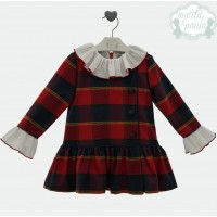 Vestido infantil Céline 5158 MARTA Y PAULA