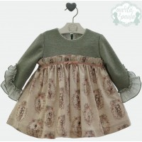 Vestido infantil Celia 5161 MARTA Y PAULA