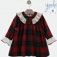 Vestido infantil Atenas 5162 YOEDU