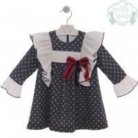 Vestido infantil Malabares 5164 MARTA Y PAULA