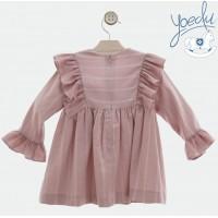 Vestido infantil Odisea 5164 YOEDU
