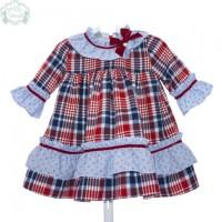 MARTA Y PAULA vestido infantil art5172 familia MACHADO