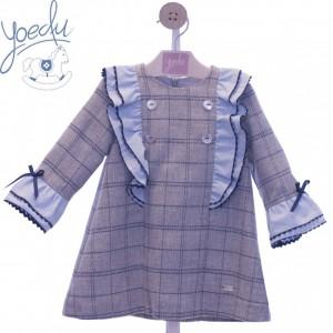 Vestido infantil Dora 5173 YOEDU