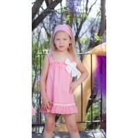 Vestido niña 5406 DBB