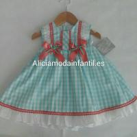 vestido bebe niña yoedu familia ANASTASIA ref0342
