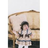 DOLCE PETIT vestido bebe niña 2152 v