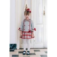 DOLCE PETIT vestido infantil 2240V