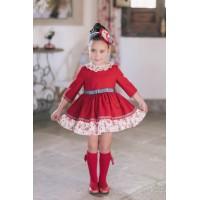 DOLCE PETIT vestido niña 2272v