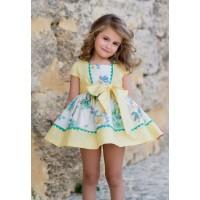 vestido infantil NEKENIA ref1721843