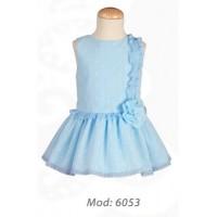 MANOLITA vestido niña ref 6053