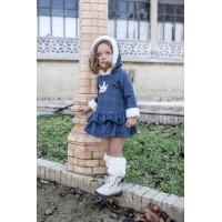 vestido niña NEKENIA mod cervino 2111806