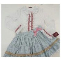 conjunto falda y blusa LOAN BOR ref8921