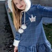 Vestido niña NEKENIA mod cervino 2111820