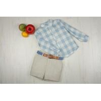 traje infantil niño lino YOEDU 1221 familia PEDRALBES