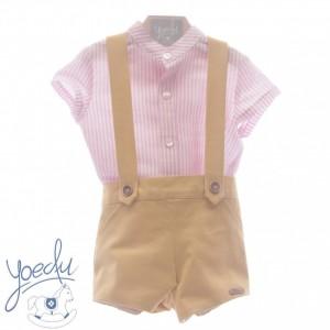 Conjunto bebé Padua 0264 YOEDU