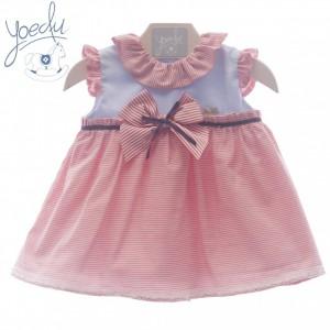 Vestido bebe Siena 0337 YOEDU