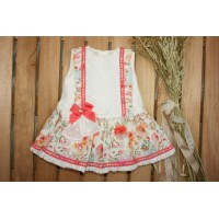 Vestido bebé Liria. YOEDU. 0343
