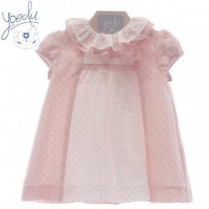Vestido bebé Elba 0345 YOEDU