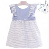 Vestido infantil San Marino 0501 YOEDU