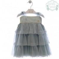 Vestido infantil Klimt 0501 MARTA Y PAULA