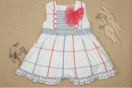 Vestido niña 509 YOEDU familia MARIVENT