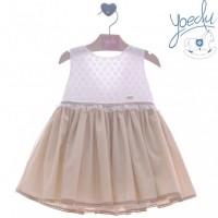 Vestido infantil Nogal 0510 YOEDU