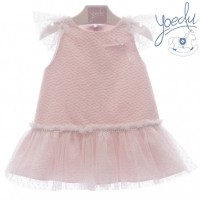 Vestido infantil Piombino 0511 YOEDU