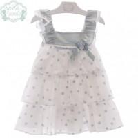Vestido infantil Cupido 0512 MARTA Y PAULA