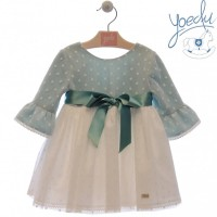 Vestido infantil Pensamientos 0512 YOEDU